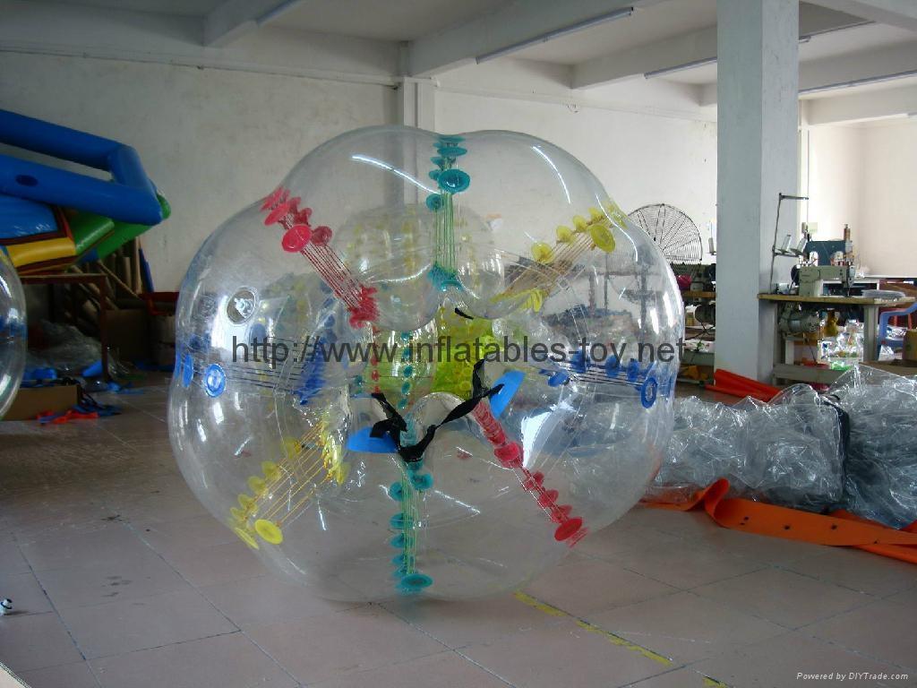 Colorful Bumper Ball,Football Bubble Ball,Body Zorb Ball,Bubble Soccer Ball 14