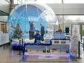 Christmas Decorations Snow Globe Inflatables