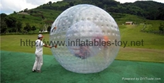 Inflatable Zorb Ball,Body Zorb Ball,Bubble Soccer Zorb Ball