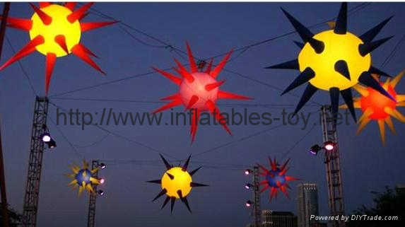 Party Event Lighting Decorations, Inflatable Decorations for Stage Fashion Show 8