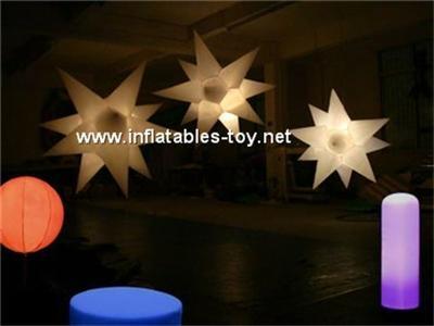 Inflatable Lighting Pillar, Running Race Tubes, Inflatable Lighting Cone 5