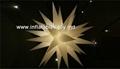 illuminated led star,stage lighting