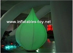 Fantastic Event Decoration Ball,illumated balloons