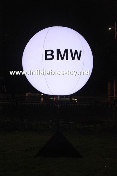 Pole Stand Balloon, Lighting Stand Balloon, Crystal Lighting Balloon 10