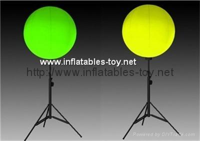 Inflatable Lighting Stand Balloon