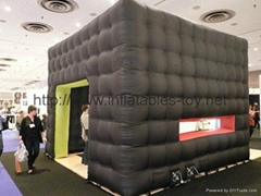 Inflatable Cube Tent for Wedding