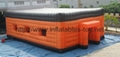 Inflatable Wedding Tent, Customized Inflatable Cube Tent 6