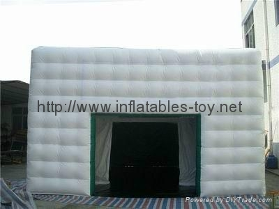 Inflatable Wedding Tent, Customized Inflatable Cube Tent 4