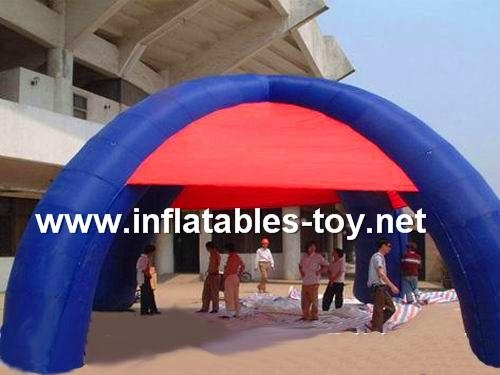 Inflatable Spider Tent, Inflatable Advertising Tent, Inflatable Event Dome Tent 4