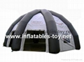 Inflatable Spider Tent, Inflatable Advertising Tent, Inflatable Event Dome Tent 9