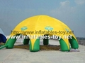 Inflatable Spider Tent, Inflatable Advertising Tent, Inflatable Event Dome Tent 11