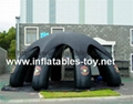 Inflatable Spider Tent, Inflatable Advertising Tent, Inflatable Event Dome Tent 12