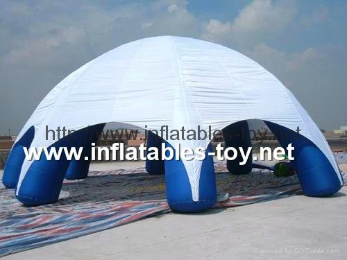 Inflatable Spider Tent, Inflatable Advertising Tent, Inflatable Event Dome Tent 17