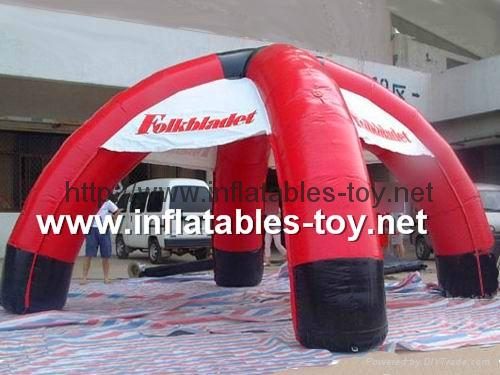 Inflatable Spider Tent, Inflatable Advertising Tent, Inflatable Event Dome Tent 16