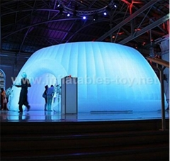 Cheap Price Inflatable Wedding Tent, Inflatable Dome Tents for Event Party