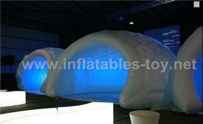 Inflatable Tent with LED Light, Inflatable Party Tent 4