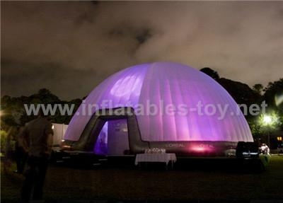 Inflatable Tent with LED Light, Inflatable Party Tent 5