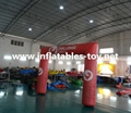 Inflatable sports arch, Inflatable advertising arch,inflatable event archway