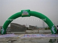 Outdoor Inflatable Sports Arch, Waterproof Finish Line Arches 5