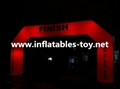 Inflatable Lighting Arch,Lighting Arch road for event