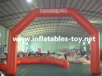Waterproof Inflatable Arches with logo printing