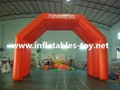 Airtight Infltable Advertising Arch