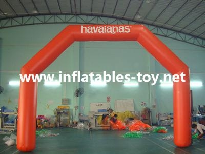 Outdoor Event Inflatable Sports Arch