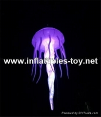 inflatable jellyfish decoration,jellyfish inflatables for decoration