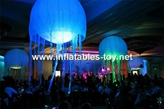 Jellyfish Inflatables,Inflatable Jellyfish Decoration,Decoration Jellyfish