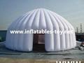 Inflatable Igloo Dome Tent , Inflatable Wedding Tent 9