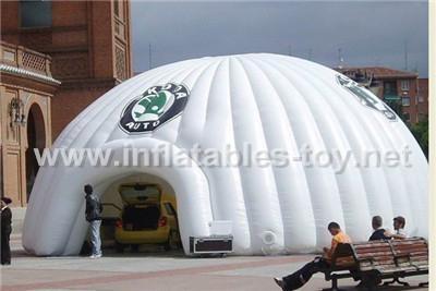 Inflatable Igloo Dome Tent , Inflatable Wedding Tent 10