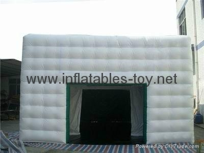 Inflatable Party Event Tent,Wedding Decoration Cube tent 3