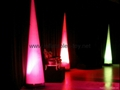 LED Lighting Event Decor Inflatable Pillar ,Stage Lighting Tubes 11