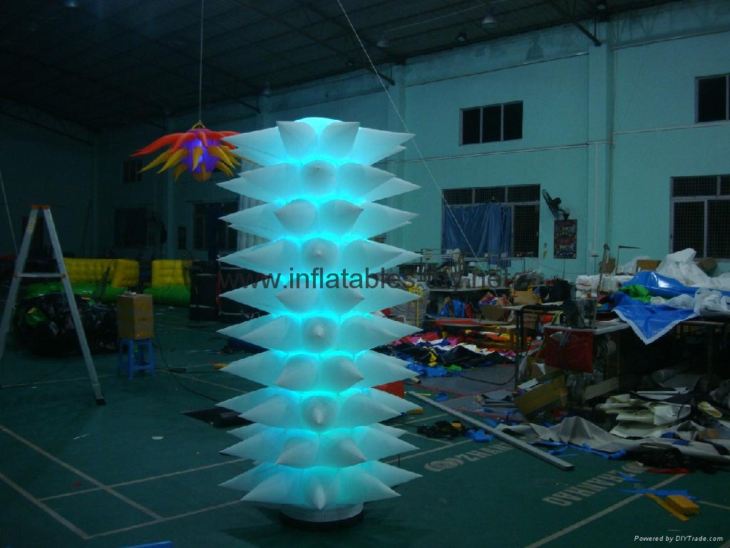 inflatable lighting decorations