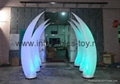 lighting cone inflatable decorations