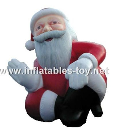 inflatables santa claus for Christmas 10