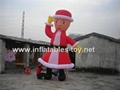 inflatables santa claus for Christmas 9