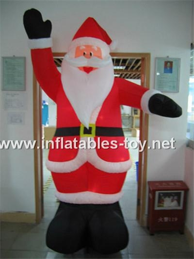inflatables santa claus for Christmas 2