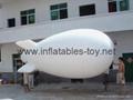 Inflatable Blimp Balloon, Helium Floating Spheres  4