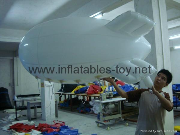 Inflatable Blimp Balloon, Helium Floating Spheres  8