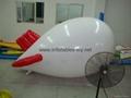Inflatable Blimp Balloon, Helium Floating Spheres  10