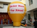 Inflatable Roof Top Balloon, Advertising Ground Balloon 5