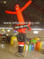 Advertising Inflatables Air Dancer, Air Waver Inflatables Sky Dancer