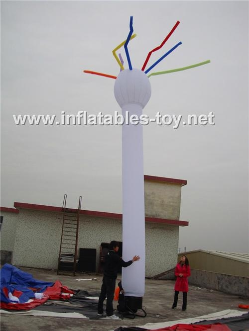 Car Wash Inflatable Air Dancer,Advertising Sky Dancer,Outdoor Flying Guys  17
