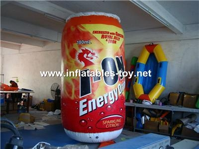 Inflatable Bottles Shape, Advertising Product Replica 15