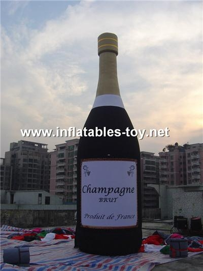 Inflatable Can Replica for Advertising, Inflatable Shape Models 9