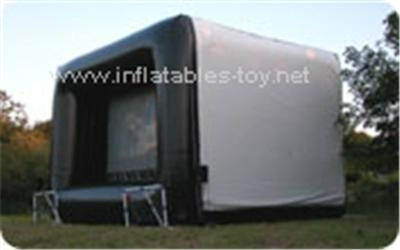 Water Floating Inflatable Movie Screen, Inflatable Projection Screen 3