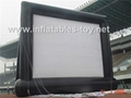 Water Floating Inflatable Movie Screen, Inflatable Projection Screen 4