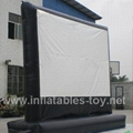 Outdoor Inflatable Movie Screen ,