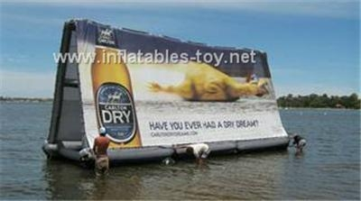 Customized Outdoor Advertising Inflatable Billboard